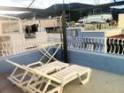 Centro Casa solarium blu centro Lipari