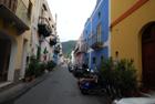 Lipari vendesi casa indipendente localita'� Canneto mq.97