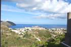 Isola di Lipari vendesi rustico panoramico località Monte