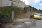 Isola di Lipari vendesi fabbricato localit� Lami con accesso carrabile