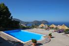 San Salvatore Villa con piscina S. Salvatore Lipari