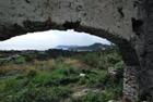 Pirrera Rudere panoramico con terreno Pirrera Lipari