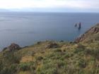 Rudere Cappero Capistello Lipari con 35.000 metri di terreno