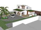 Vendesi Terreno con Progetto per villa Pianoconte Lipari