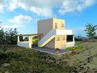 Terreno con progetto per villetta Pianoconte Lipari