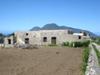 Quattropani Vendesi rudere con progetto Castellaro Lipari