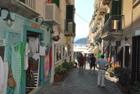 Marina Corta Vendesi negozio via Garibaldi e magazzino Lipari