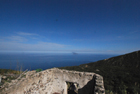Quattropani Vendesi rudere panoramico Quattropani Lipari