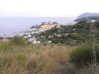 Santa Margherita Rudere con progetto Santa Margherita Lipari