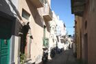 Vendesi terra cielo via Maddalena, indipendente con grande terrazzo vista mare