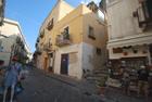 Vendesi casa antica su Via Garibaldi di Lipari