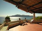 Villa bellavista bassa Salina330 euro