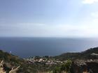 Rudere panoramico a Salina Leni Monte Stella