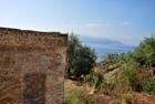Vendesi fabbricato panoramico con terreno localita' Portella Santa Marina Salina