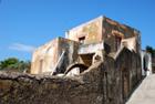 Mare Fabbricato storico e panoramico a Leni Salina