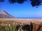Monte Cofano Villetta sul mare piano terra Cofano San Vito