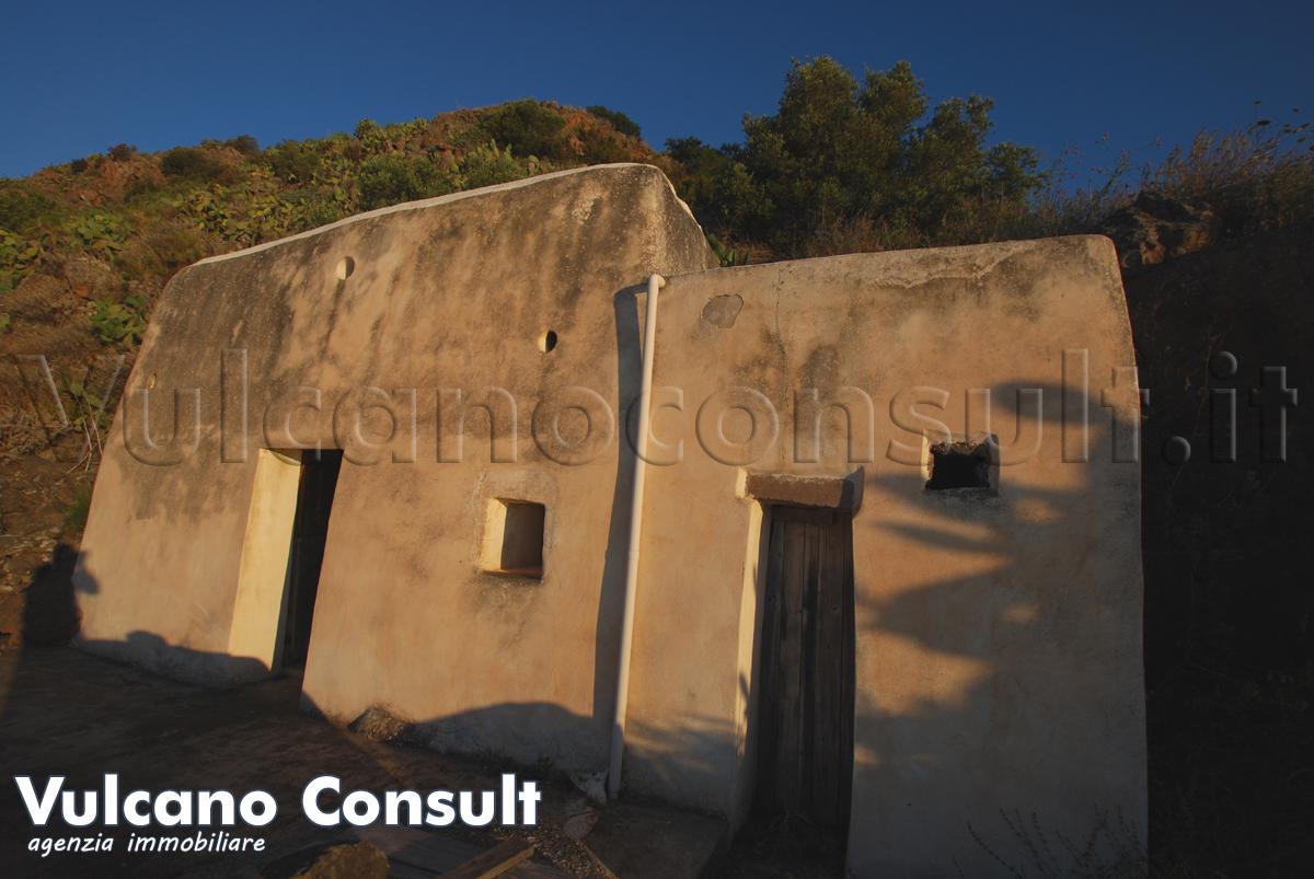 Typical house Passo Vigna Alicudi
