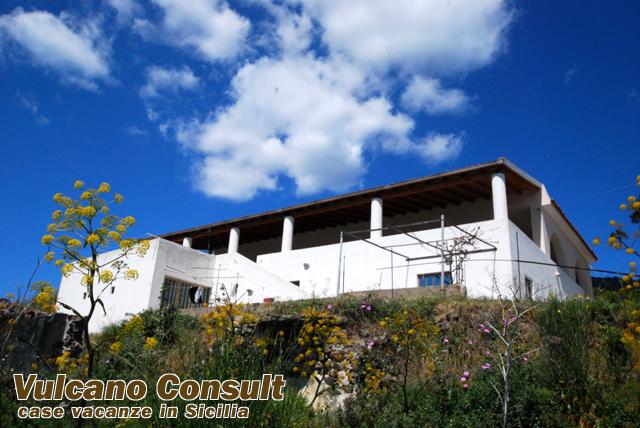 Villa Panoramica Santa Margherita Vizzini
