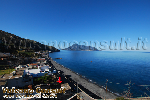 Property on sale in Lipari, Acquacalda area