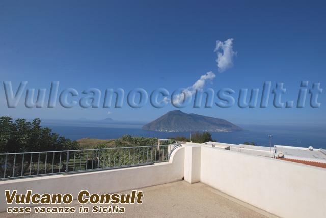 Casa panoramica Quattropani