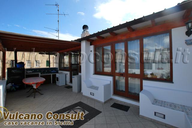 Casa Canneto su due livelli Lipari