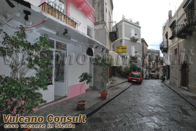 Palazzina Via Garibaldi Lipari