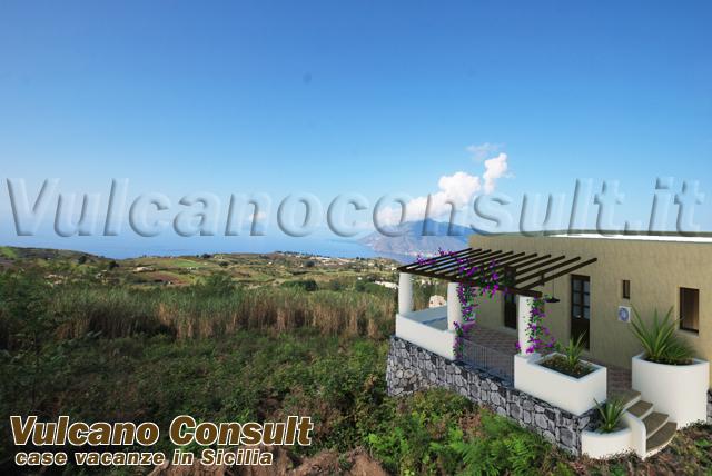 Vendesi rudere con terreno Quattropani Lipari