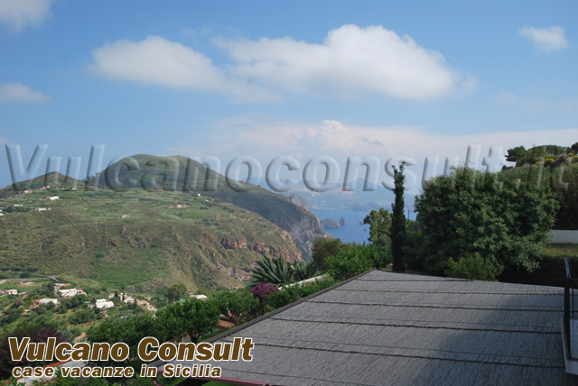 Villa Mulino a Vento to sell in Pianoconte, Lipari