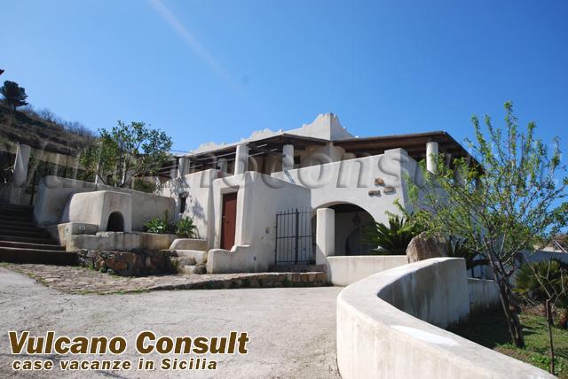 Vendesi Villa panoramica monte Lipari
