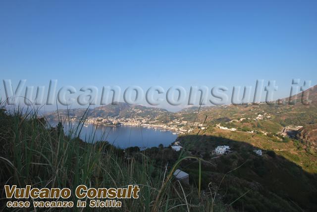 Ruin with terrain to sell in Lipari Monte Rosa