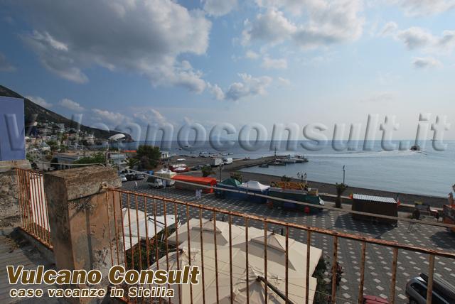 House Marina Garibaldi to sell in Canneto, Lipari
