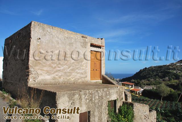 Casa eoliana Pianogreca Lipari