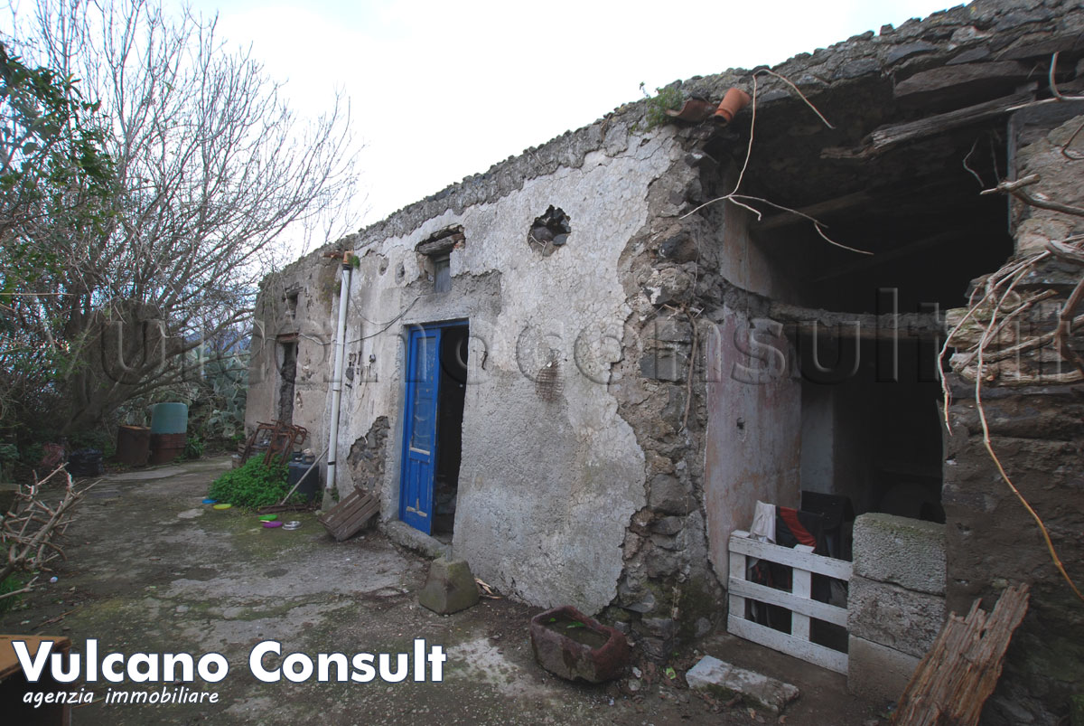 Casa eoliana Lipari