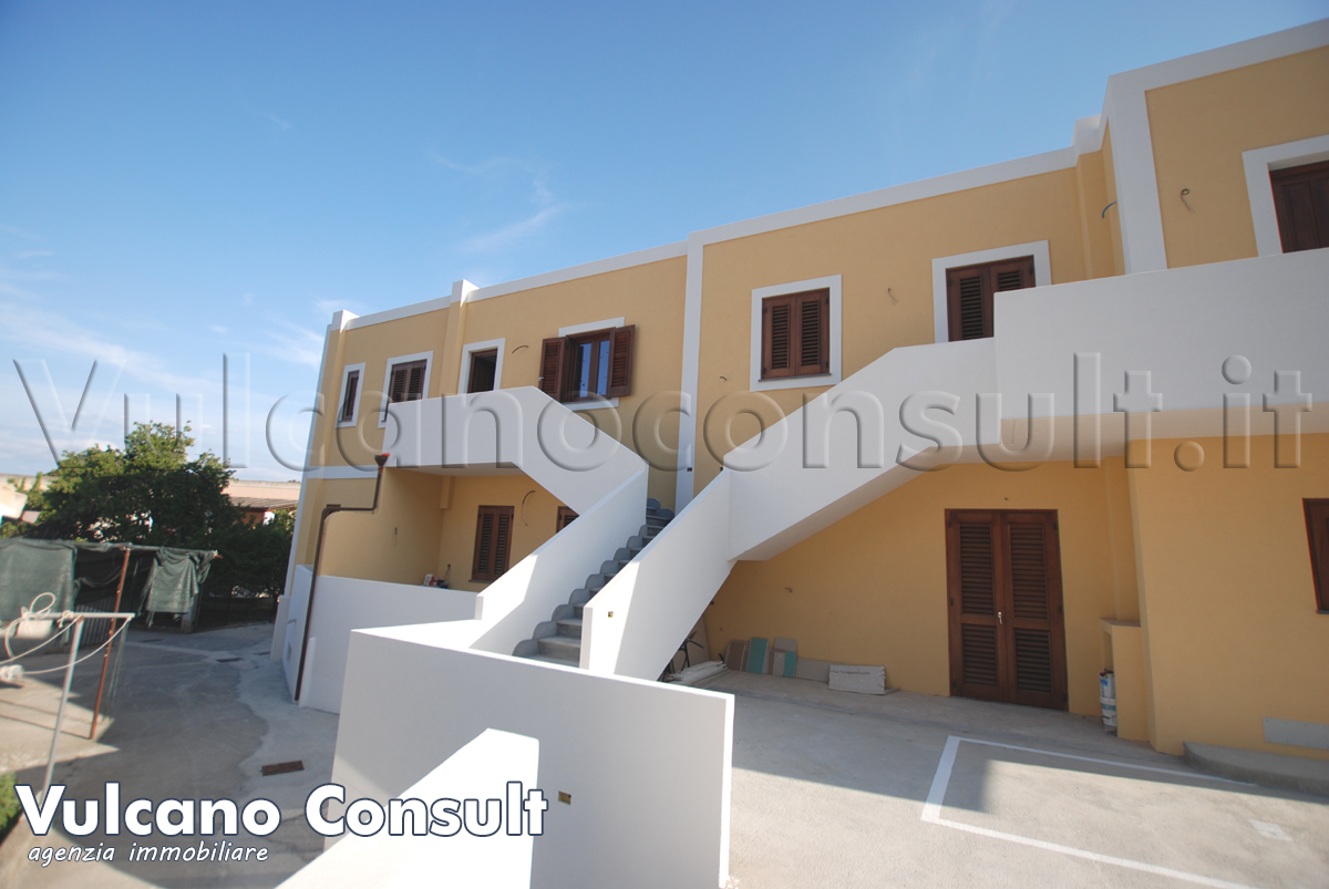 Appartamento nuova costruzione Lipari