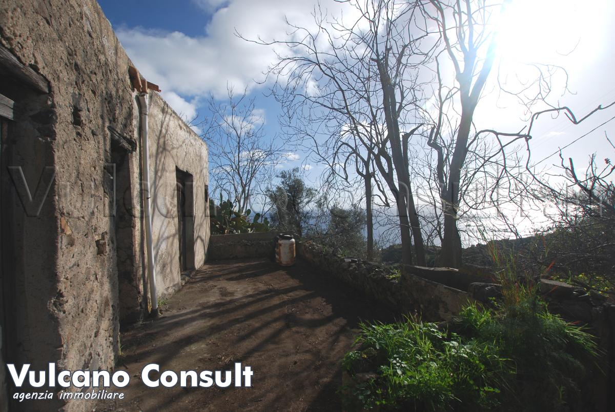 Casetta eoliana Serra Lipari