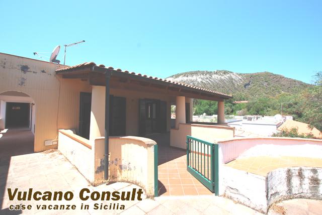 Appartamento indipendente isola di Vulcano