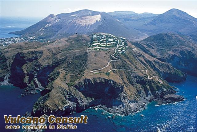 Vendesi Multiproprieta Villaggio Lentia Vulcano