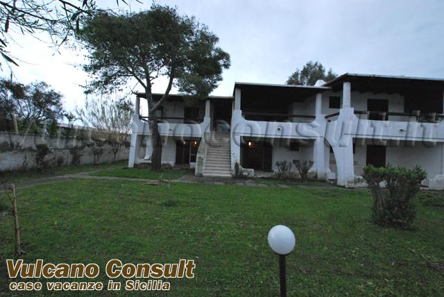 Appartamento Pt. 2 Residence al porto Vulcano