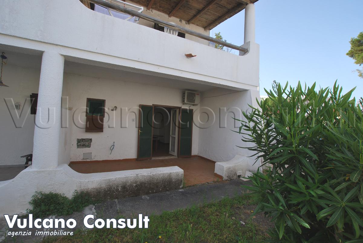 Appartamento piano terra Vulcano Porto